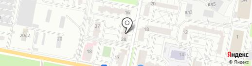 Сэ Муа на карте Балашихи
