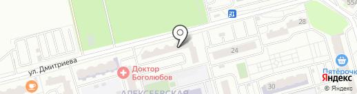DisQ на карте Балашихи