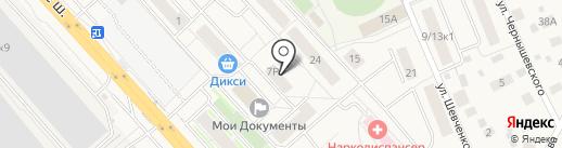 Avtoto.ru на карте Томилино