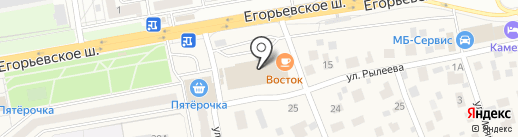 Добрый папа на карте Томилино