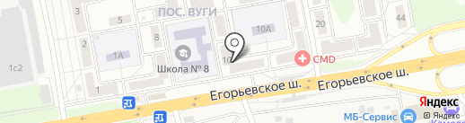MV Style на карте Люберец