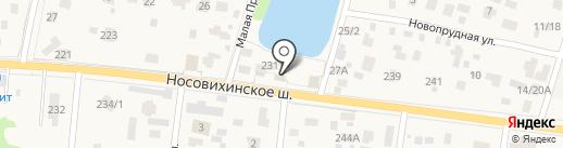 ЭроВита на карте Балашихи