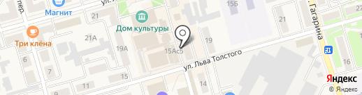Билайн на карте Киреевска