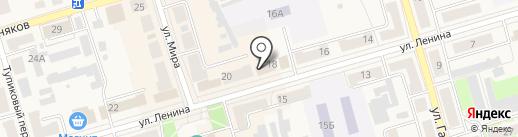 Faberlic на карте Киреевска