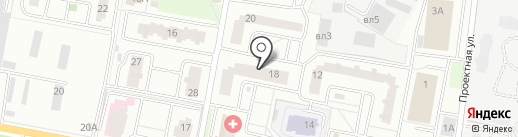 BeautyBurm на карте Балашихи