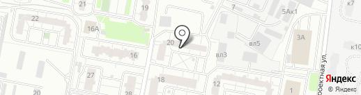 АЗИЯ-ТРАК СПЕЦТЕХНИКА на карте Балашихи