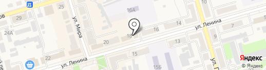 Маргарита на карте Киреевска