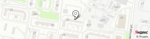 Bspol на карте Балашихи