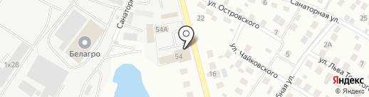 Safe motors на карте Ивантеевки