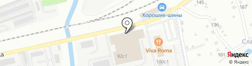 Мебель Point на карте Ивантеевки