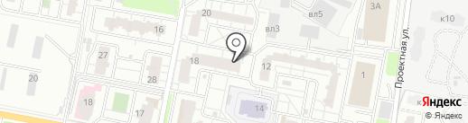 РУМКОМ-М на карте Балашихи