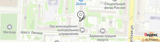 Доброта.ru на карте Балашихи