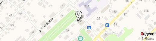 Пекарня на карте Киреевска