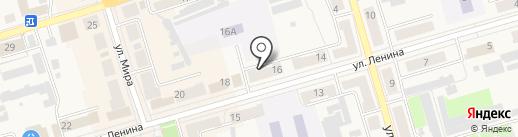 Мебельный мир на карте Киреевска
