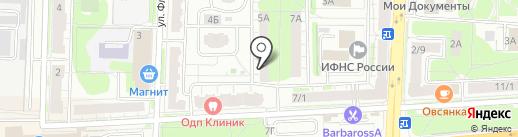 Oriflame на карте Балашихи