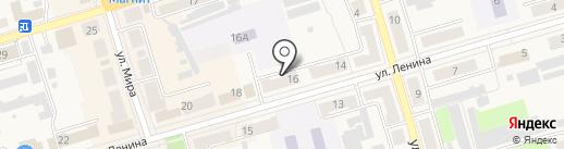 Быстроналичные на карте Киреевска