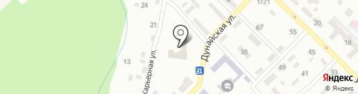 ДЮСШ №2 на карте Макеевки