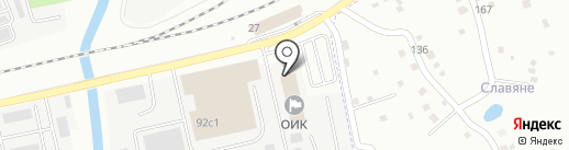 ТГВ Инженер на карте Ивантеевки
