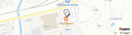АЛЕШНЯ И ПАРТНЕРЫ на карте Ивантеевки