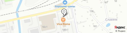 VivaRoma на карте Ивантеевки