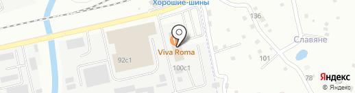 Легион СБ на карте Ивантеевки