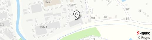 NST на карте Ивантеевки