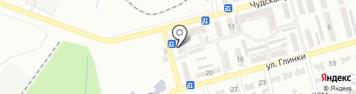 Участковый пункт милиции №10 на карте Макеевки