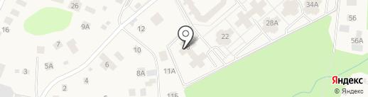 Салтыковка-Престиж на карте Балашихи