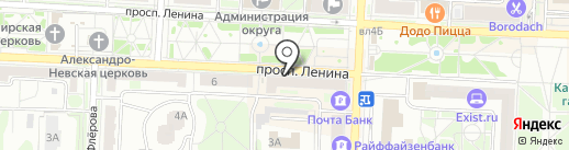 Мастерская по ремонту компьютеров на карте Балашихи