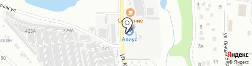 Мини-гостиница на карте Ивантеевки