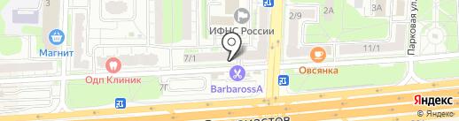 Ретро-Вкус на карте Балашихи