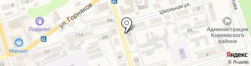 СтройСберКасс на карте Киреевска