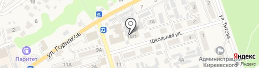 Гарант-Строй на карте Киреевска