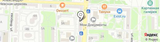 MYStORE1 на карте Балашихи