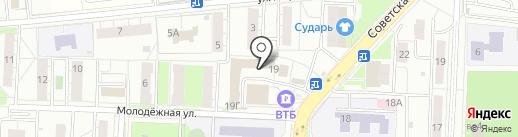 EMEX на карте Балашихи