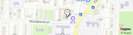 LedSource на карте Балашихи