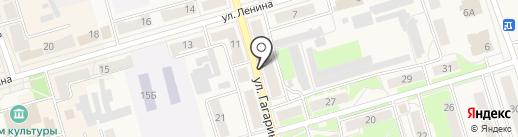 АвтоСтиль на карте Киреевска