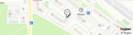 Уголовно-исполнительная инспекция Управления ФСИН России по Московской области на карте Балашихи