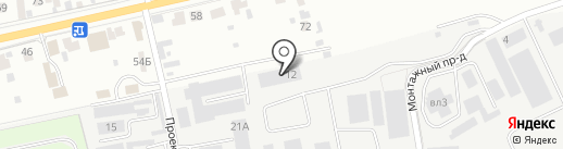 ТД Русское Олово на карте Балашихи
