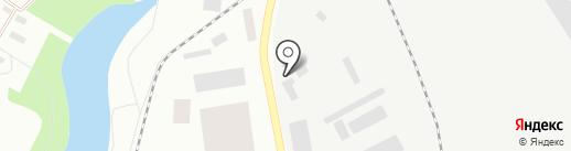 Транспортная компания, СПД Потапов В.Б. на карте Макеевки