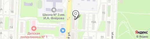ЖениховНет на карте Балашихи