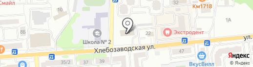 Elise на карте Ивантеевки