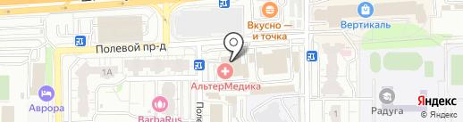 Голден Сервис на карте Балашихи