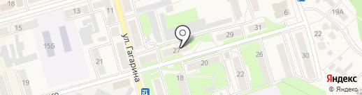 Репетиторский центр на карте Киреевска