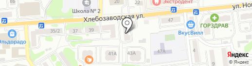 АДВОКАТЪ на карте Ивантеевки