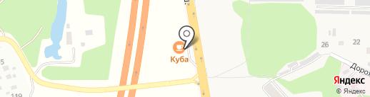 Шашлык на карте Михнево