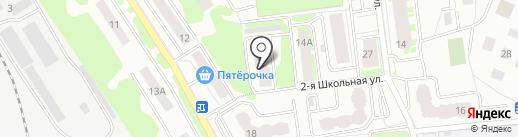 Норд на карте Ивантеевки
