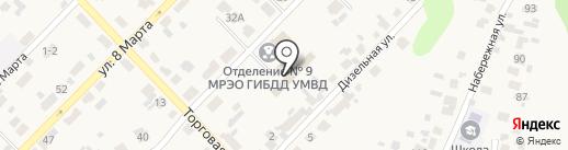 Киреевская типография на карте Киреевска
