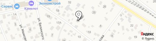 Автоматика на карте Томилино
