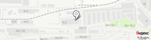 Сталькомплект на карте Люберец